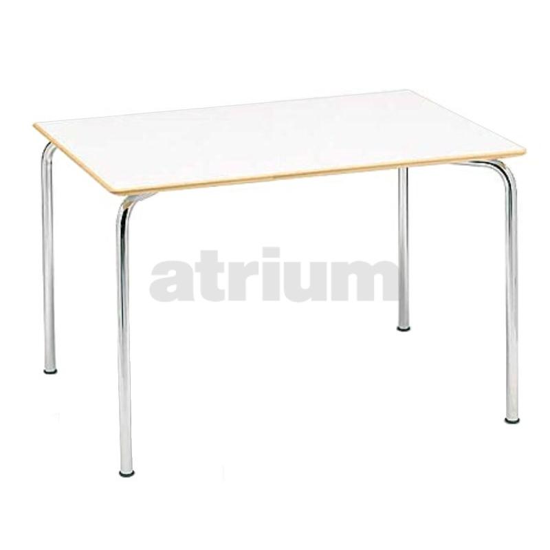 Kartell maui tisch 120 x 80 zinkweiss 590 00 for Design tisch 120