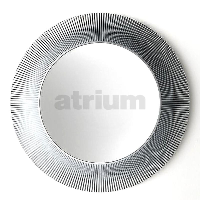 kartell by laufen all saints runder spiegel metallic. Black Bedroom Furniture Sets. Home Design Ideas