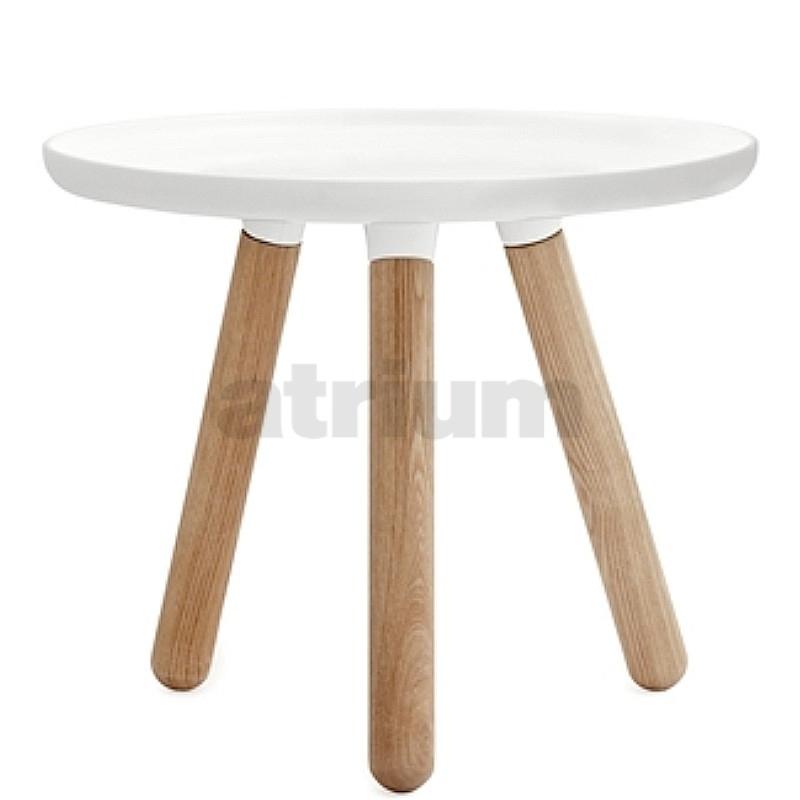 Tisch Rund 50 Cm.Nc Tablo Tisch Rund 50 Cm Natur Weiss
