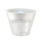 Rotaliana Multipot Classic transparent / weiss