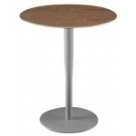 Alias Atlas Table M, matt metallic grau