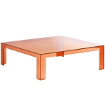 Kartell Invisible Table 100 x 100