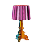 Bourgie pink multicolor mit Dimmer