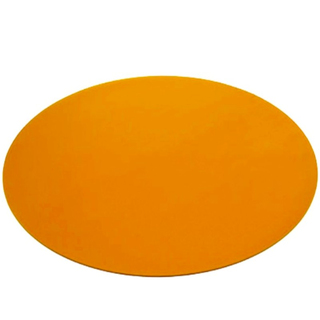 Hey-Sign BigDot 150 Kinderteppich, orange